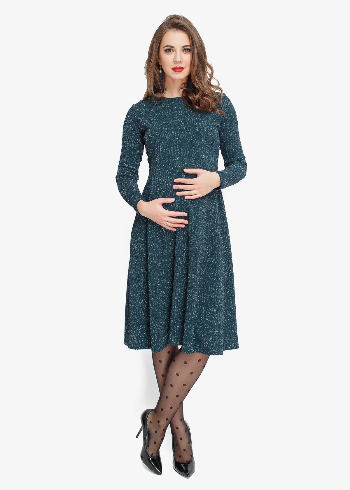 Фото: нарядное платье Yasya для беременных 1