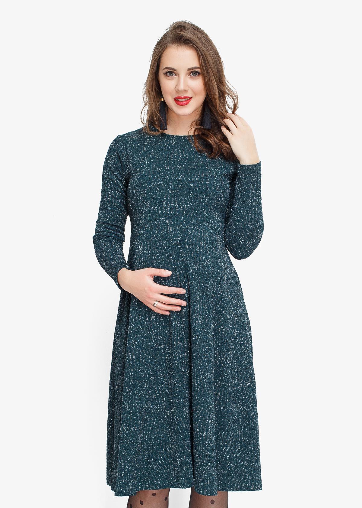 Фото: нарядное платье для беременных женщин Yasya Limited Edition 1