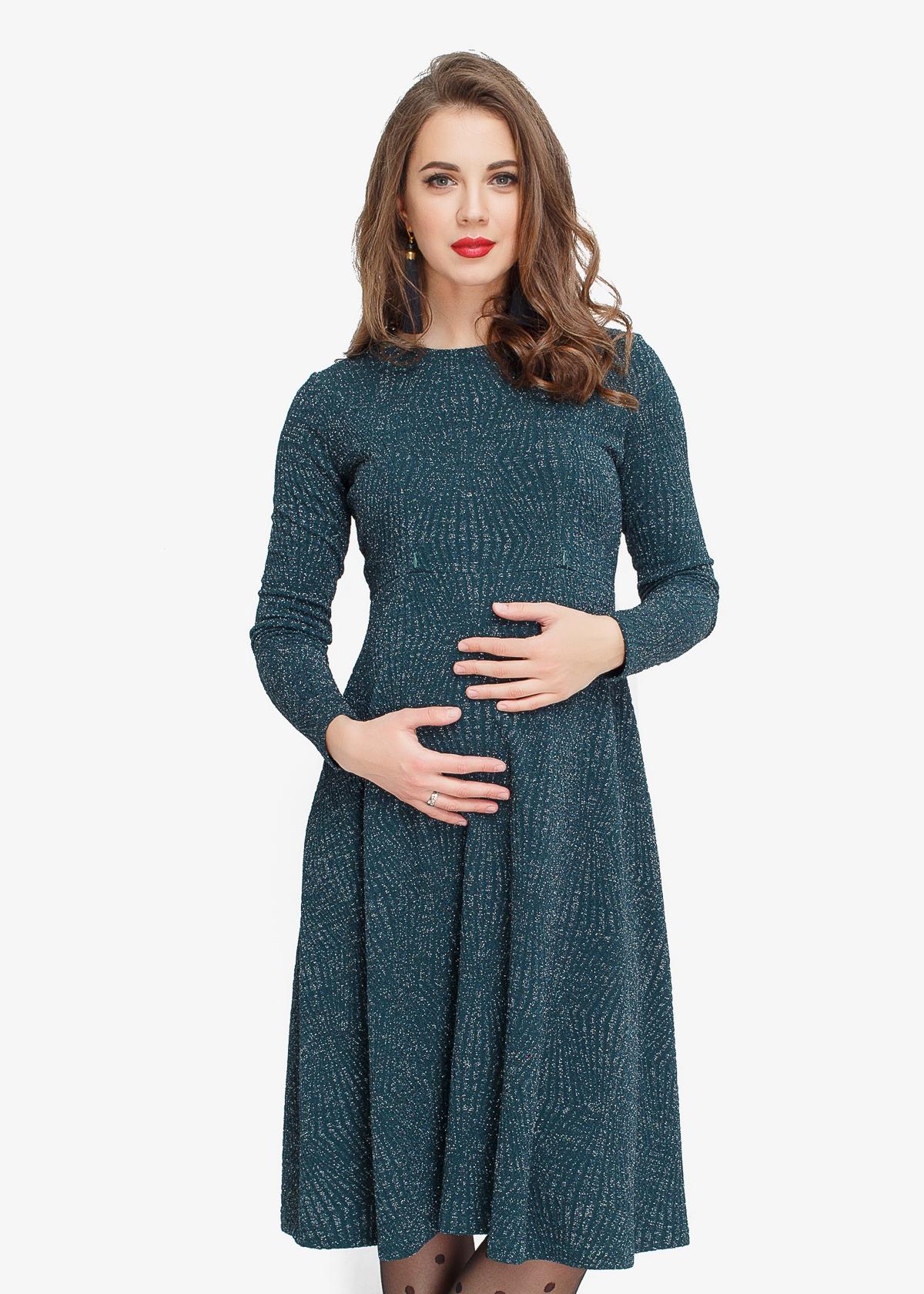 Фото: нарядное платье для беременных женщин Yasya Limited Edition
