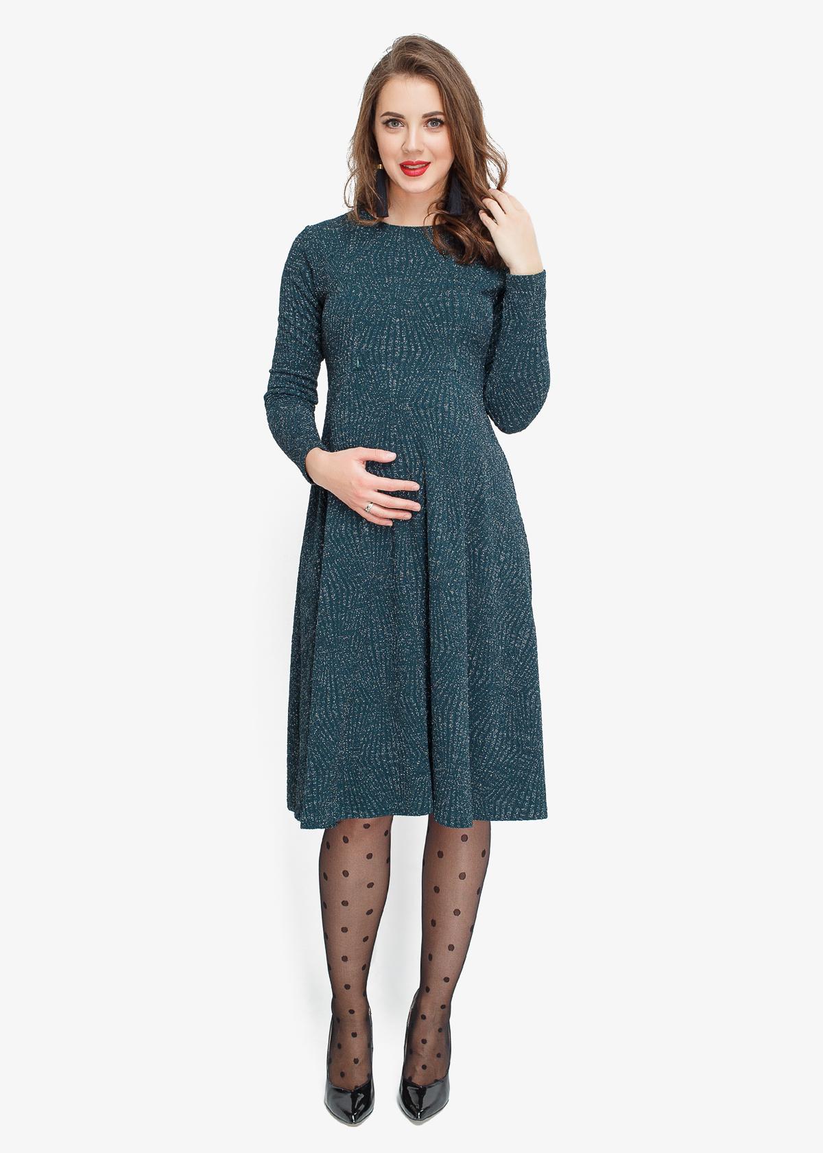 Фото: нарядное платье Yasya для беременных