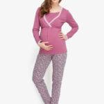 Фото: пижама для беременных и кормящих Lalique 1