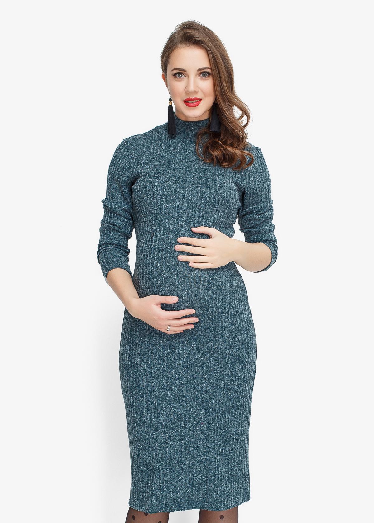 Фото: красивое платье для будущих мам GRENNY