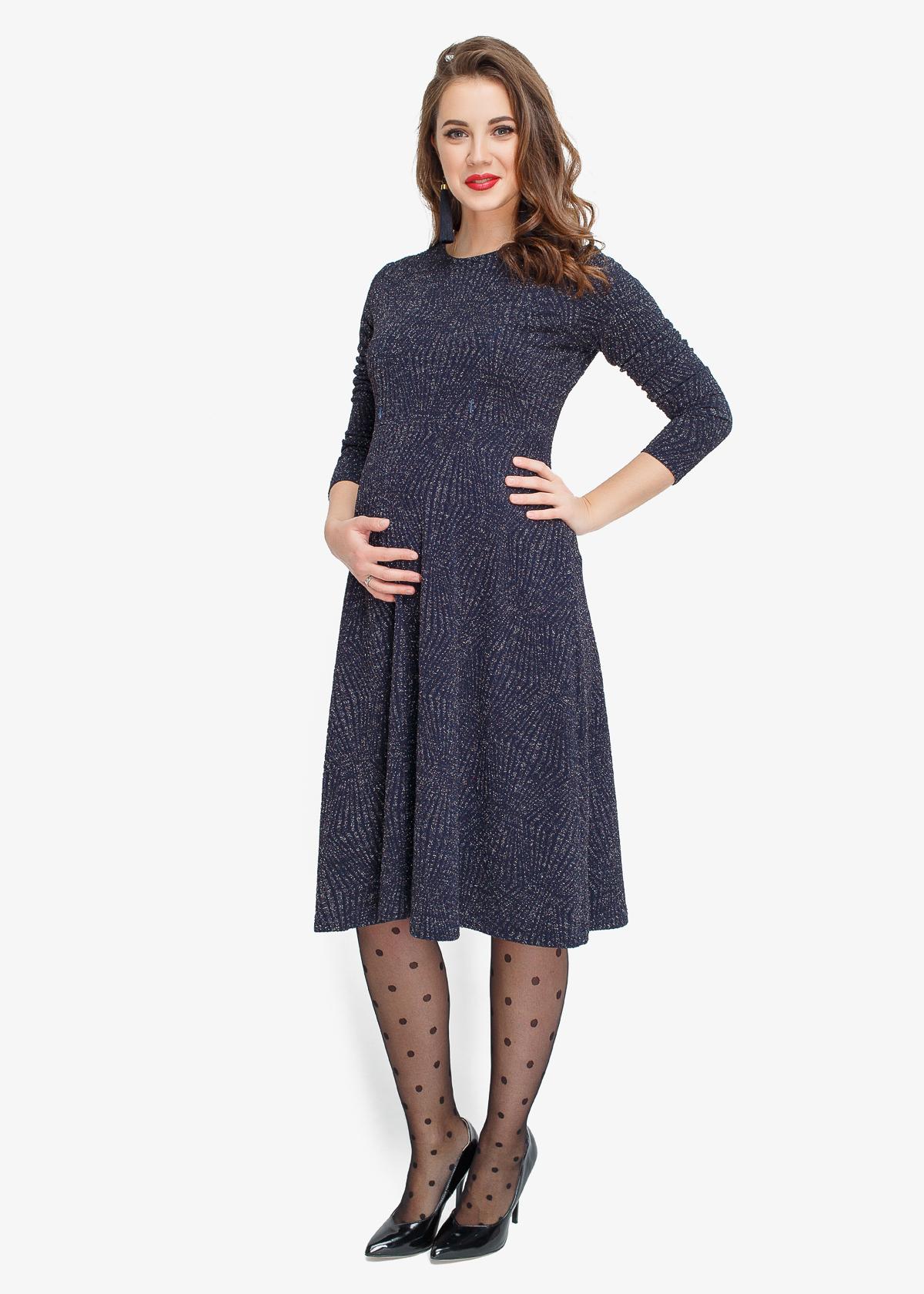 Фото: платье нарядное для беременных Charm's
