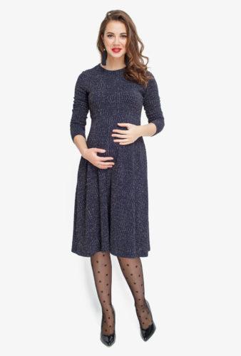 Фото: нарядное платье для беременных Charm's