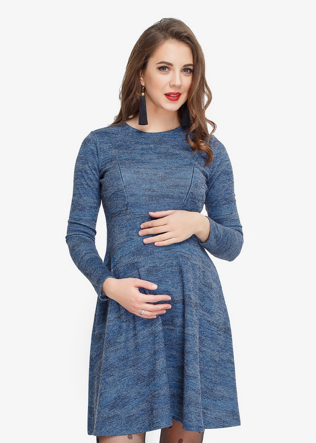 Фото: Красивое платье для будущих мам Iris