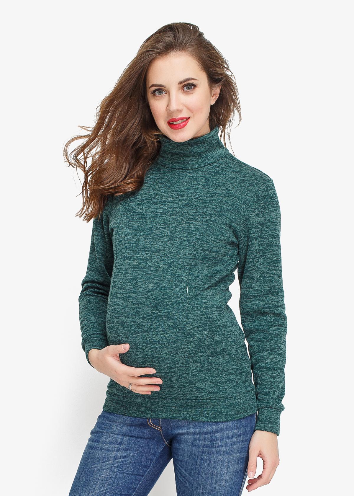Фото: одежда для беременных от Креатив Мама - Красивая водолазка Greneery 1
