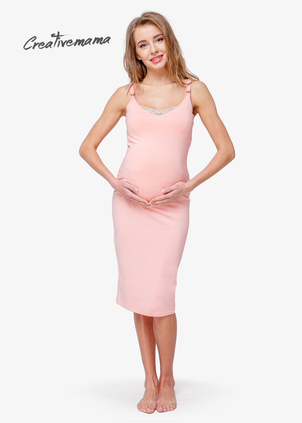 ПЛАТЬЕ ТОП BODYCON PEACH (ХЛОПОК) фото 3