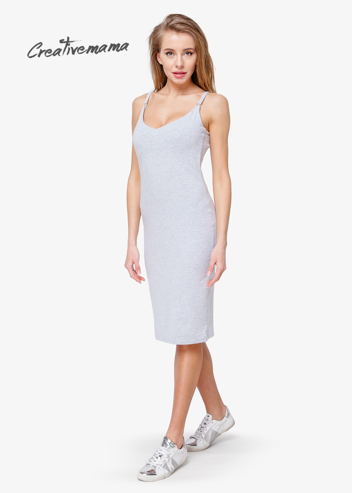 ПЛАТЬЕ ТОП BODYCON LATTE (ХЛОПОК) фото 4