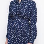 Платье рубашка-STREKOZA-3