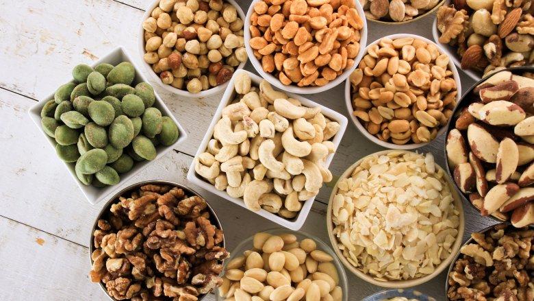 орехи для будущей мамы