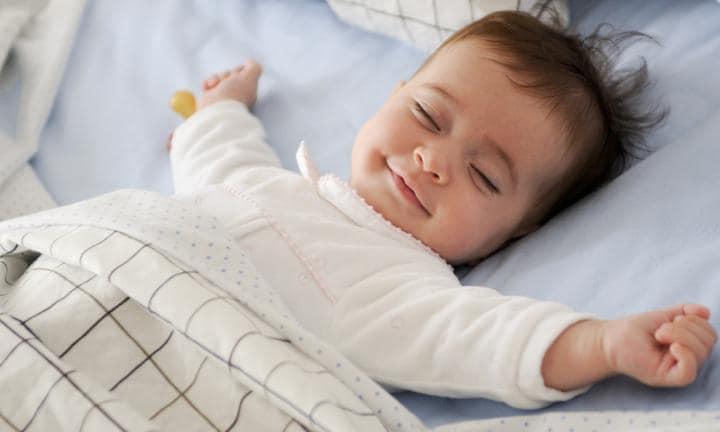 Причины нарушения сна грудничка