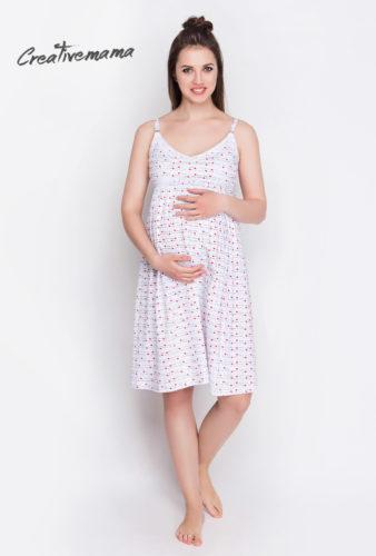 Пижамы для беременных ➜ Купить ✓Халаты ✓Ночнушки ✓Комплекты в роддом 79503fafb03b5