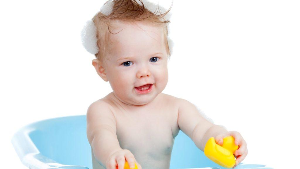 Коврик илaи сиденье для купания малыша