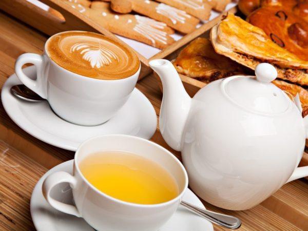 Употребление чая и кофе при грудном вскармливании