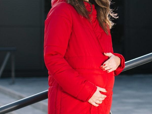 Зимняя одежда для беременных